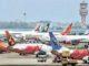 Extension of ban on international flights