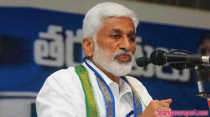 Vijaysai Reddy YSRCP MP